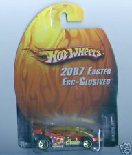 Hot Wheels 2007 Easter Egg-Clusives Shadow Jet 5sp/g