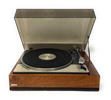 Lenco L75 Vintage Turntable Made In Switzerland Excellent Sound