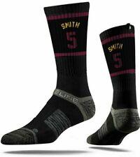 NBA Cleveland Cavaliers Strideline Player Crew Socks JR Smith Jersey Crew NWT