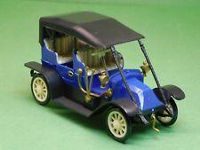 Praga Charon Faeton 1907 blau IGRA 1:36 Oldtimer Modellfahrzeug Modellauto