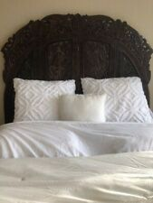Headboard Queen also a Room Divider 4 Panel Screen  CLEARANCE SALE
