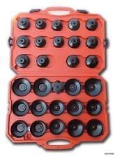 30pcs Oil Filter Cap Wrench Cup Socket Tool Set Mercedes/BMW/VW/Audi/Volvo etc
