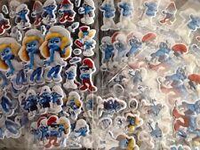 I PUFFI adesivi per bambini 12 confezioni 2 diverse 6 di ciascuno-Sacchetto Regalo Festa