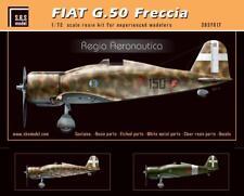 SBS Model 7017 1/72 Fiat G.50 Freccia 'Regia Aeronautica' full resin kit