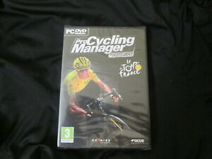PC : PRO CYCLING MANAGER 2017 - Nuovo, ITA ! Le tour de France ! CONS IN 24/48H
