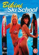 Bikini Ski School NEW PAL Cult DVD Boots Rakely A.G. Roberto Thom Challice