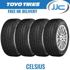 4 x Toyo Celsius 195/65/15 91H All Season Road Tyres - 1956515