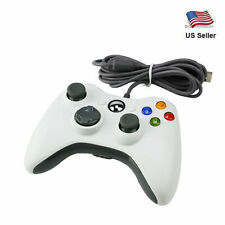 Wired USB Gamepad Controller Joystick For Xbox 360 PC Windows 7 8 10