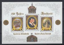 Österreich Austria 2004 ** Bl.23 Hochzeit Wedding Kaiser Franz Joseph [sr620]