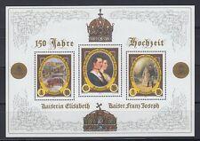 Austria Austria 2004 ** bl.23 matrimonio wedding imperatore Francesco Giuseppe [sr620]
