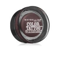 MAYBELLINE Color Tattoo Metal By Eyestudio 24HR Eye shadow 90 Vintage Plum NEW