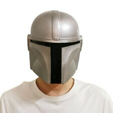 MANDALORIAN HELMET ARMOUR PVC STAR WARS TV SERIES BOBA FETT COMIC CON COSPLAY