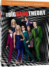 The Big Bang Theory - Complete Season 6 DVD BRAND NEW & SEALED FREE UK P&P