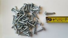 "1"" #10 Cargo Express Haulmark Pace Trailer Panel Screws Self drilling Tip -250"
