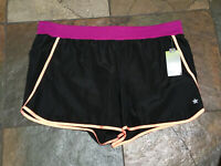0620 TEK GEAR DRYTEK Plus 2X Quick Dry Shorts with Hand Pockets & Liner NWT B