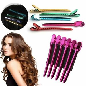 Metal Duck Mouth Hair Clip Makeup Hairdresser Styling Hair Tools Hairpins 12pcs