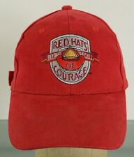 Red hats Beyond the Call of Courage Fire Fighters Baseball Hat Cap Adjustable