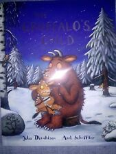 THE GRUFFALO'S CHILD BY JULIA DONALDSON NEW PAPERBACK BOOK FREE POSTAGE