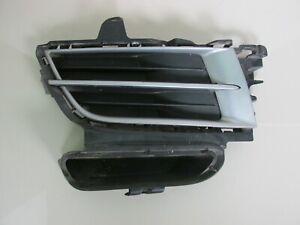 GENUINE MAZDA 6 2008-2012 FRONT O/S  DRIVER SIDE FOG LIGHT GRILL TRIM SILVER