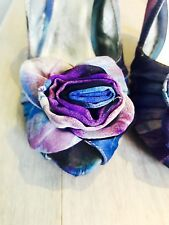 AU Flower High Heel Lady's size 7