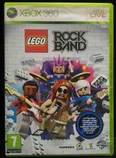 LEGO ROCK BAND XBOX 360 PAL ITA USATO OTTIME CONDIZIONI