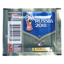 FIFA World Cup : Russia 2018 Panini -  Sealed (200 Packs) 1000 stickers READ