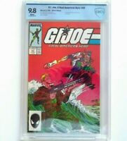 G.I. JOE # 60 CBCS 9.8 ~ White Pages ~ like CGC ~ ARAH ~ Mcfarlane and Zeck Art