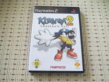 Klonoa 2 Lunatea´s Vei 2 für Playstation 2 PS2 PS 2 *OVP*