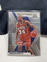 2019-20 Panini Mosaic Basketball Hall of Fame CHARLES BARKLEY #282 Base 76ers