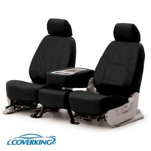 Coverking Custom Seat Covers Polycotton Drill - Choose Color And Rows