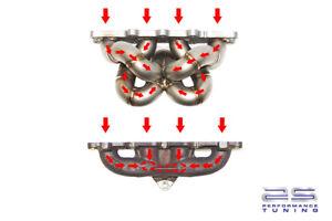 Ford Fiesta ST180 Airtec Motorsport Tubular Exhaust Manifold