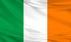 Republic of Ireland Irish Tricolour Fabric Polyester Large Flag 3ft x 5ft Sport
