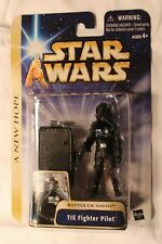 Star Wars Tie Fighter Battle of Yavin Hasbro Action Figure 2004