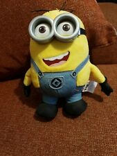 Minion Soft Plush Toy Teddy Despicable Me Yellow Movie. Good Condition