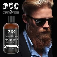 By Best Beard Wash Shampoo Softener For Men Essential Oils Aid Growth And Volume
