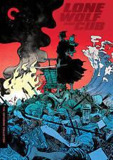 Lone Wolf and Cub (The Criterion Collection), Good DVD, Tomisaburo Wakayama, Aki