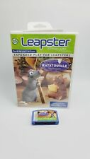 LeapFrog Learning Game Disney Pixar Ratatouille 4-7 Years Leapster 2 Disc Only