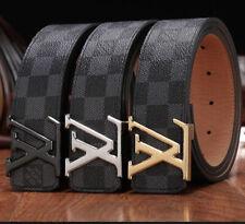 Luxury Designer Classic Casual Top Belt