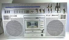 Vintage JVC RC-M80C BOOMBOX GHETTOBLASTER CASSETTE PLAYER Radio Stereo