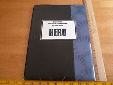 HERO 1992 Geena Davis Dustin Hoffman Press Kit with photos in folder Andy Garcia