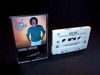 Lionel Richie – Lionel Richie Cassette Tape 1982 Funk Soul Pop w/ You Are Truly