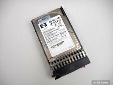 72 Go HP Dual Port Enterprise Disque dur SAS 418371-b21, 430169-002, 418398-001