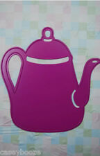 Joy Crafts Die Cutting & Embossing Stencil - Large Coffee Pot - 6002/0112 SALE