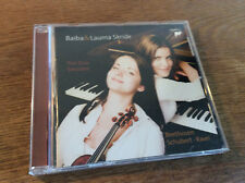 Ravel Beethoven Schubert-the duo sessioni [CD ALBUM] SONY Baiba & Lauma Baiba