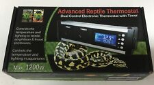 Eco Tech Advanced Reptile Thermostat with Timer