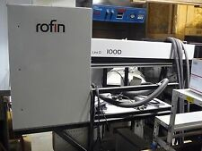 ROFIN SINAR RSY 100 D POWERLINE 100D CLASS 4 LASER ENGRAVING / SCORING SYSTEM