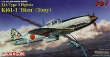 Dragon DML 1:72 IJA Type 3 Fighter Ki61-1 Hien Tony 3 in 1 Plastic Kit #5028