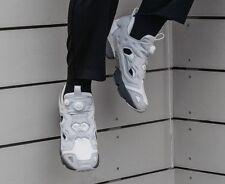 Reebok Insta Pump Fury X Concepts White/3M Silver BD3375 Brand New Sz 12
