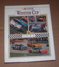 1995 NASCAR Winston Cup Yearbook Jeff Gordon champion