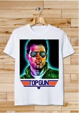 T-Shirt Maglietta Top Gun film anni 90 tutte le taglie uomo donna SKU: 00238